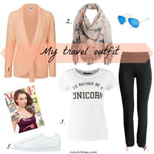 travdel outfit